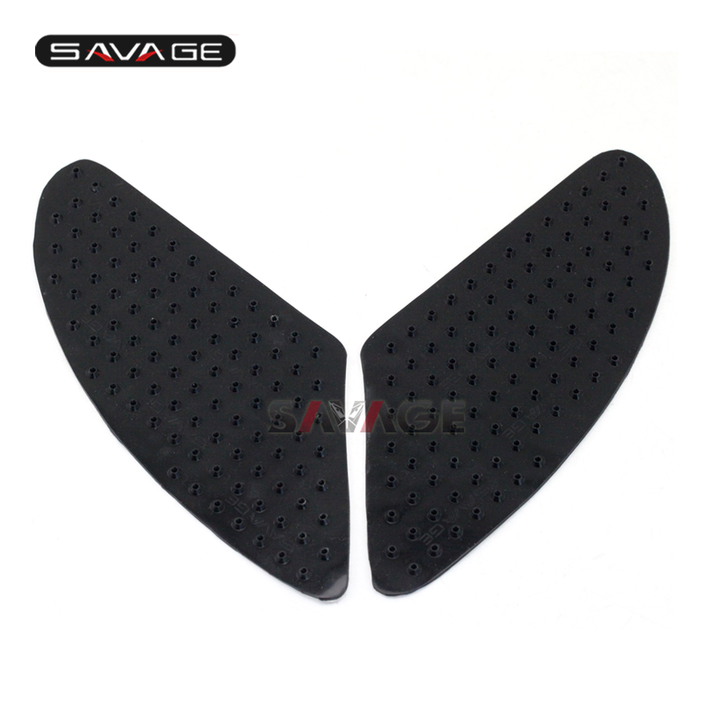 Traction Tank Pad Pads For KAWASAKI Z 750/1000 Z750 Z1000 2007-2009 07 08 09 Sticker Side Decal Anti Slip Motorcycle Accessories