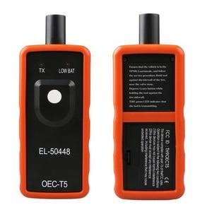 Датчик системы мониторинга давления в шинах, система контроля давления в шинах el 50448 TPMS GM / Opel Series, кнопка сброса, активация автомобилей, инст...