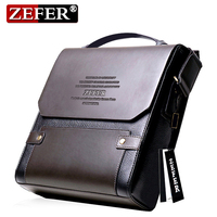 HOT Sale Fashion Casual Top Leather Men S Cross Body Bag Brand Design Men Shoulder Bag