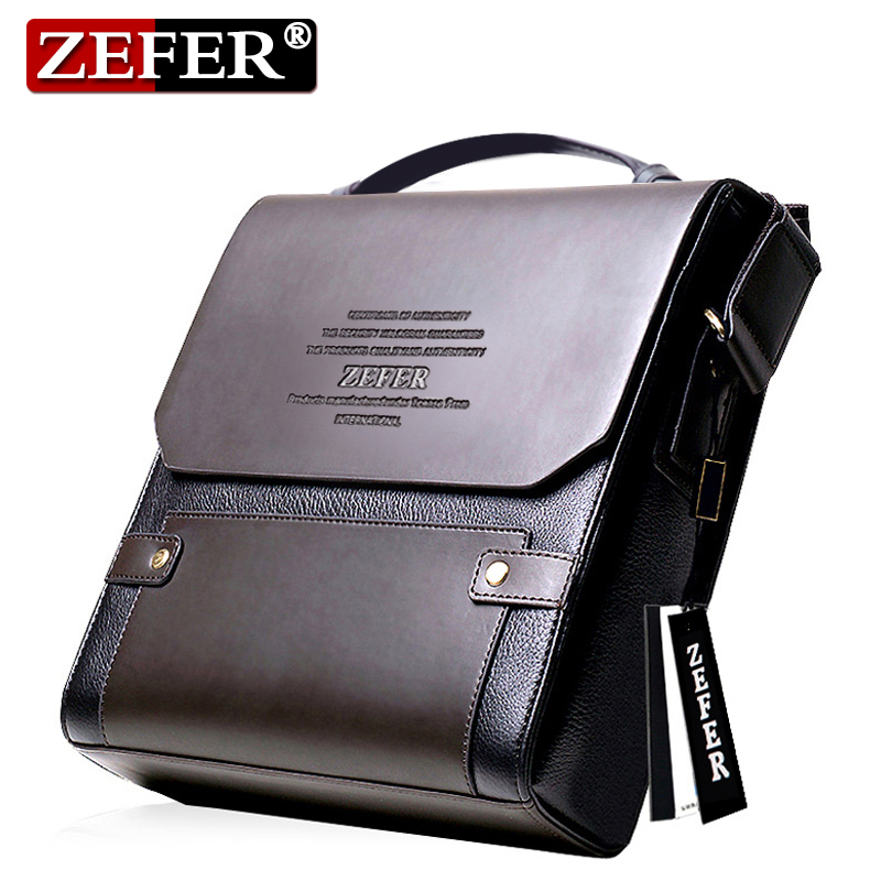 HOT Sale! Fashion Casual Top Leather Men's Cross-body Bag/ Brand Design Men Shoulder bag Vintage Men Messenger bags Business bag