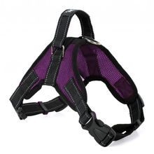 Sport Reflective Dog Harness For Small Medium Large Pitbull Bulldog Outdoor Training Walking Safety Vest