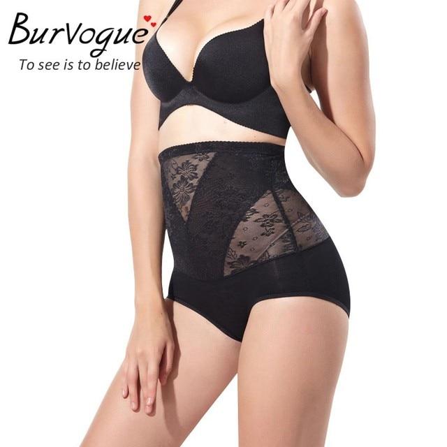 2017 Plus Size Seamless Underwear Women Bodysuits High Waist Pants Firm Tummy Body Control Slimming Waist Control Body Shaper