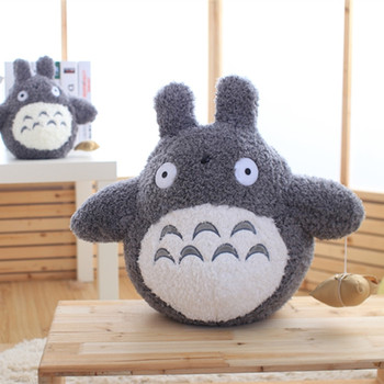 1pc 20cm Japanese Cartoon Lovely Style Plush Totoro Toys Stuffed Baby Doll Cute Movie Character Children Birthday Kawaii Gift 1