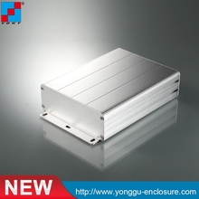 цена на YGS-013-3 122*45*110/4.8''x1.77''x4.33''(wxhxl)mm anodized extruded aluminum extrusions