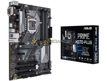 Материнская плата Asus PRIME H370-PLUS Master Series (Intel H370/LGA 1151)