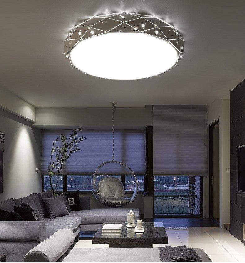 Modern LED Ceiling lights living room lamps Nordic lustre bedroom Ceiling lighting home indoor fixtures Children room luminaires