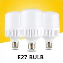 LED Bulb Lamps E27 220V-240V Light Bulb Smart IC  Power 5W 10W 15W 20W 30W 40W 50W High Brightness Lampada LED Bombillas cf 4 15w 40 20w 50 18l