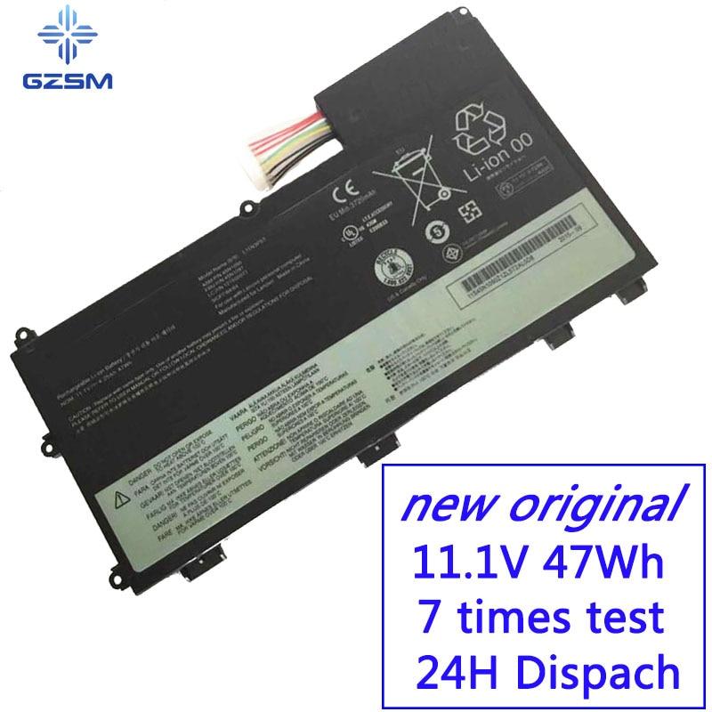 GZSM Laptop Battery 45N1089 for Lenovo ThinkPad T430U battery laptop L11N3P51 L11S3P51 45N1090  45N1091