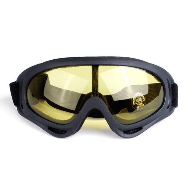 משקפי בטיחות אנטי ערפל 2