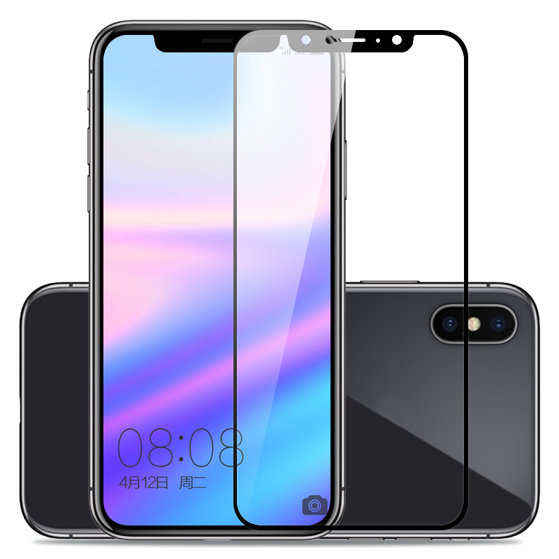 2 Packs For Xiaomi Redmi Note 6 Pro Tempered Glass 9H Explosion-proof Screen Protector Film For Redmi Note 6 Note6 Pro Glass