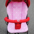 Cheap Baby Stroller Pad, High Quality Kids Carriage Accessories Pram Cushion, Infant Dinning Chiar Mat almofada infantil