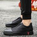 JARLIF Hot New Men Casual Shoes Zip Autumn Shoes Winter Black Shoes Men Krasovki Men Shoes Luxury Brand Tenis Feminino Gumshoes