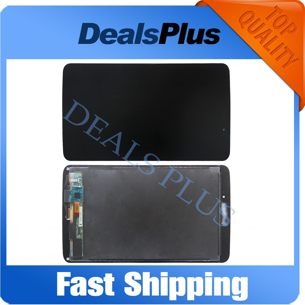 Remplacement nouvel écran LCD + écran tactile numériseur assemblée pour LG G Pad 8.3 LTE Verizon VK810 8 pouces noir