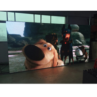 Outdoor P6 module 192*192mm SMD3535 1/8S 32*32dots Waterproof led panel for advertising LED display screen panel