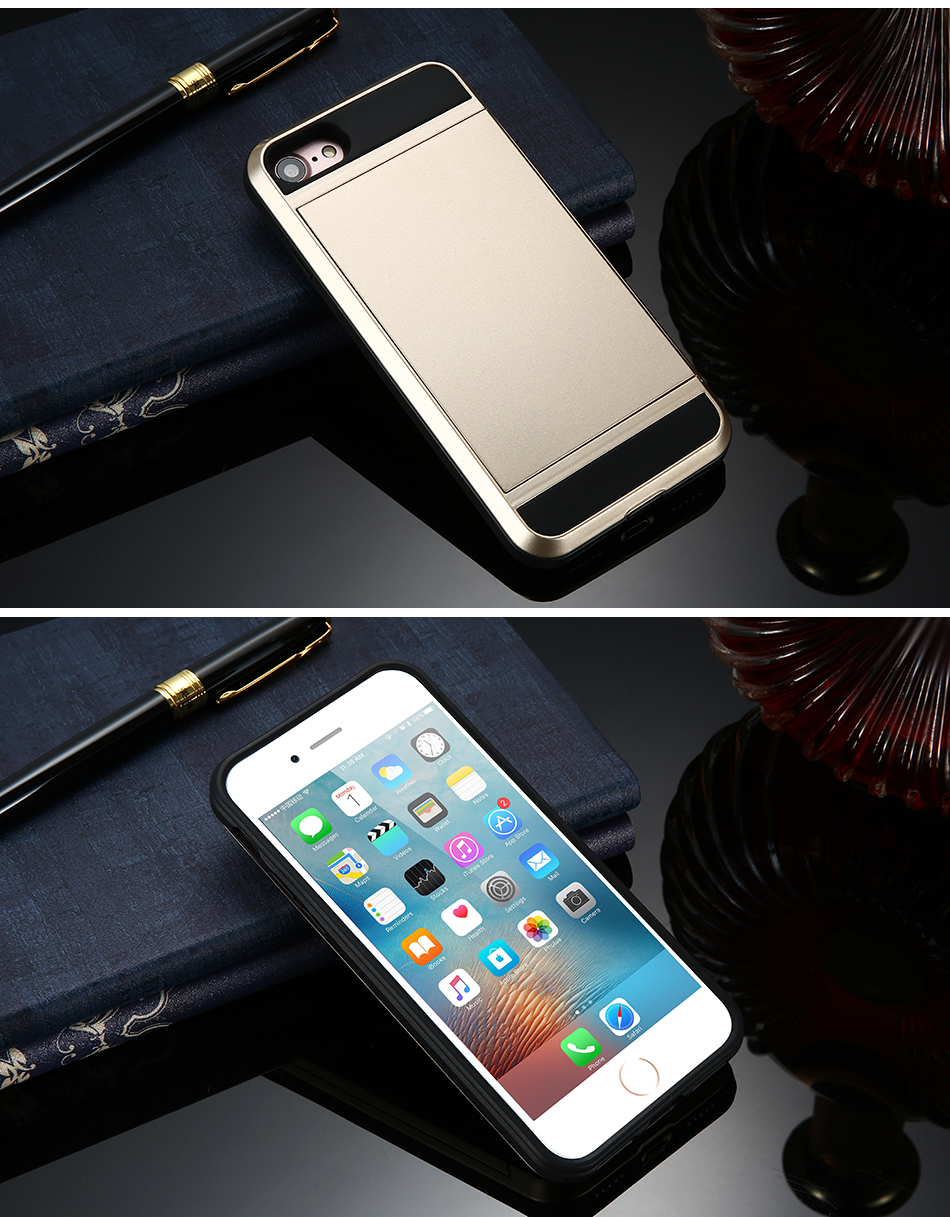 iphone case and pen