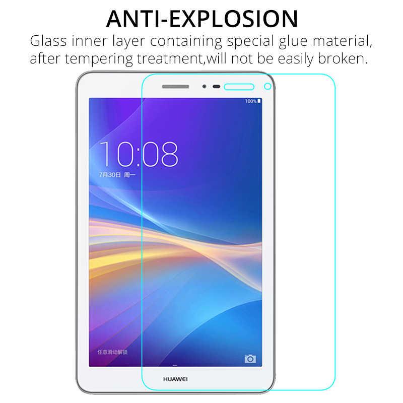"Закаленное Стекло Экран протектор Плёнки для Huawei MediaPad T1 10 9.6 7.0 8.0 T2 PRO 10.1 ""T3 M3 8.4 lite m2 X1 X2 Honor Play Pad 2"