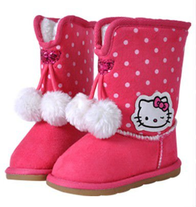 Hello Kitty Bottes KXWbo
