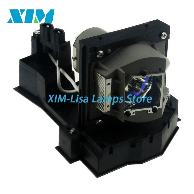 Compatible Projector lamp EC.J5200.001 Bulb P-VIP 200/1.0 E20.6N for ACER P1165 P1265 P1265K P1265P X1165 X1165E DNX0702 DSV0701 compatible p vip 230w 0 8 e20 8 projector lamp np19lp bulb for u250x u260w