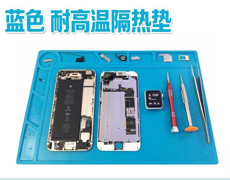 Heat Resistant Heat Gun Bga Soldering Station Repair