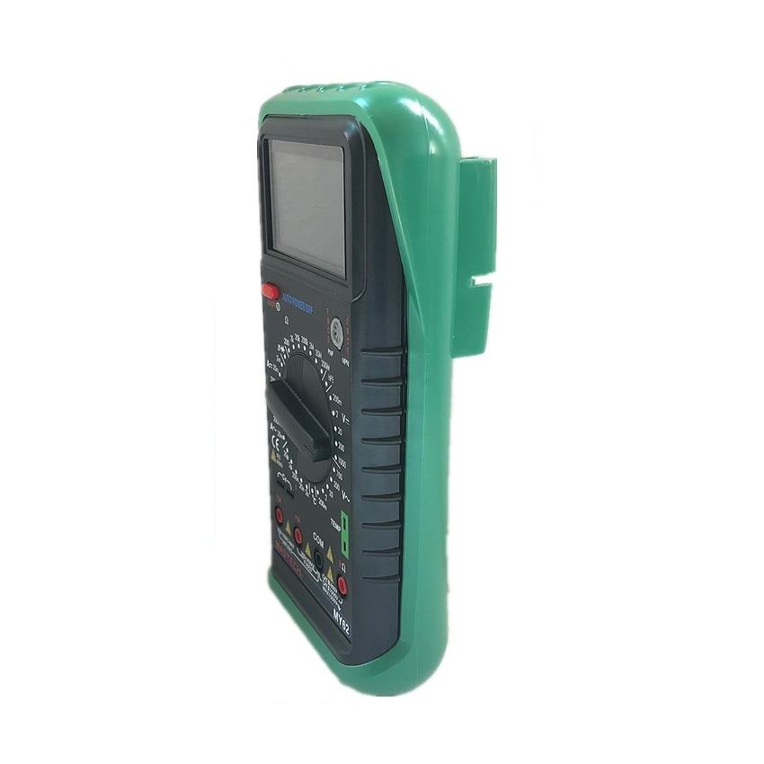 MASTECH my62/portable Multim/ètre num/érique multim/ètre w//la temp/érature Capacit/é /& Test hFE