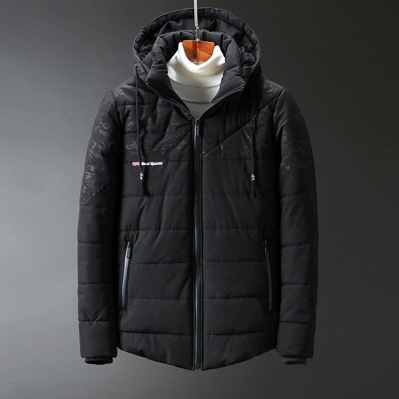 100% QualitäT Männer Mäntel 2018 Winter Jacke Chinesische Kleidung Plus Große Größe Männer L-5xl 6xl 7xl 8xl Parkas 2019 Offiziell