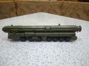 Image 3 - 新しいツール1/72ロシアRT 2PM2 SS 27鎌b topol mインター弾道ミサイルモデルキットMZKT 79221トラック車のおもちゃ