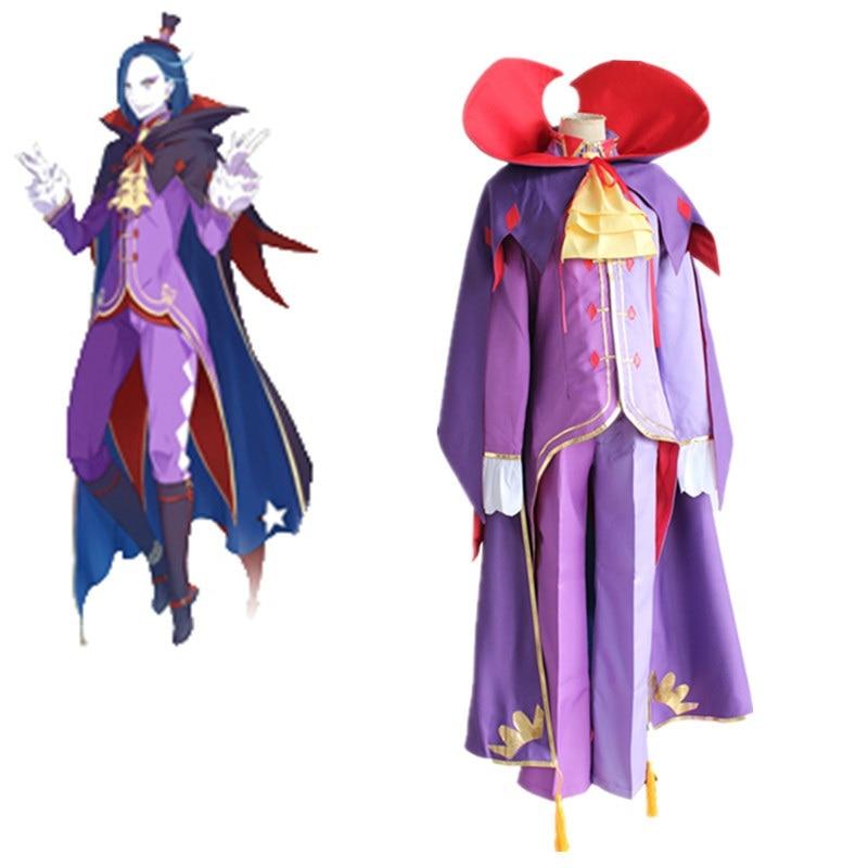 Cosplay For Roswaal L Mathers Re Zero Kara Hajimeru Isekai Seikatsu Wizard Cloak Set Adult Costume Popular Japan Anime Carnaval Adult Costume Costume Adultcosplay For Adults Aliexpress