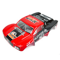 DHK racing Brushless RC Car spare parts 1:10 pc material short truck shell 8135 009