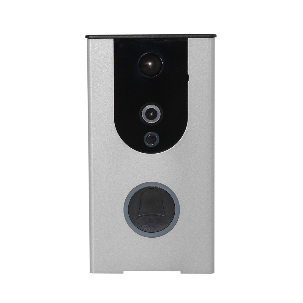 Battery Powered Wi-Fi Video Doorbell Camera Wireless Doorbell Camera With Built in 8G Card Detection Night VisionBattery Powered Wi-Fi Video Doorbell Camera Wireless Doorbell Camera With Built in 8G Card Detection Night Vision