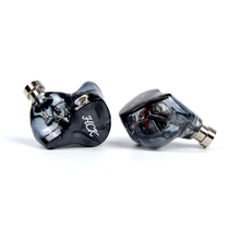 NICEHCK HK6/HK8 6/8BA Drive Unit In Ear Earphone 6/8 Balanced Armature Detachable Detac Cable HIFI Headset Custom Earphone