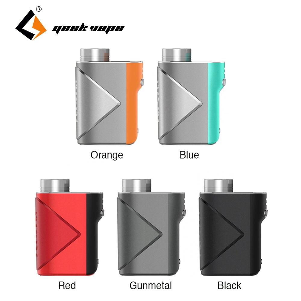 Original 80 W Geekvape lucide Mod Vape boîte Mod lucide 80 W Mod avec contrôle de température avancé comme puce E-Cigarette Lumi réservoir vapeur - 2