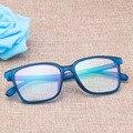 Nueva Tendencia de La Moda Retro Hombres Mujeres Marco de Anteojos Ópticos Marcos de Anteojos Matorrales Transparente Ordenador Gafas de Montura de gafas