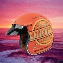 2017 Новый велоспорт шлем велосипед шлем DOT каско capacetes мотоцикл atv шлем открытым лицом мотоциклетный шлем можно добавить пузырь козырек