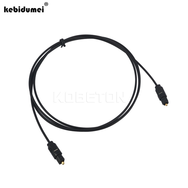 aliexpress com   buy 1m 3ft digital optical optic pvc fiber toslink audio cord od 2 2mm av sound