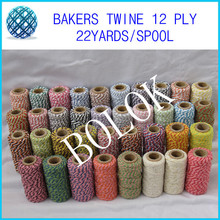cotton twisted kinds rope