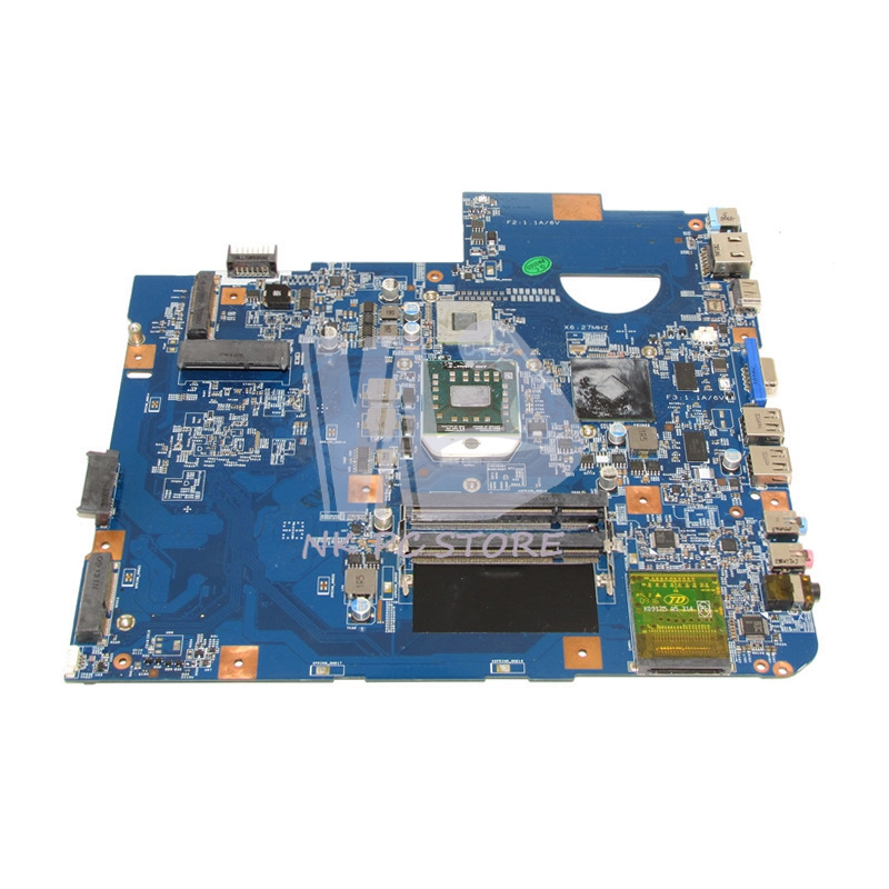 48.4FN01.0SB Main Board For Acer asipre 5542 Laptop motherboard Socket s1 Free cpu DDR2 HD4500 Video Card laptop motherboard for acer asipre m3 581t nbry811004 jm50 i3 2367m hm77 gma hd 3000 ddr3