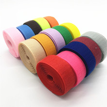 1 pairs 1M 2/2.5cm Multicolor Hook & Loop Magic Tape DIY Polyester Nylon Self Adhesive Fastener Tape Sewing Accessories No Glue 100 pairs dots sticker hook loop double sided self adhesive nylon tape snap adhesive fastener tape home use sewing accessories