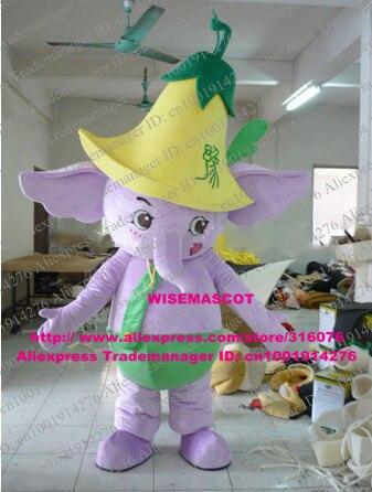 Lovely Purple Elephant Elephish Petunia Trumpet Flower