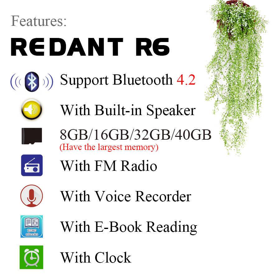 MP4 プレーヤー Bluetooth 4.2 スピーカーとイヤホン電子書籍 FM ラジオビデオ MP4 音楽ハイファイプレーヤースリム MP 4 ウォークマン 8 ギガバイト 16 ギガバイト 32 ギガバイト 40 ギガバイト