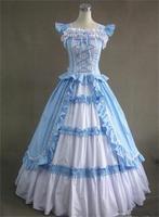 Gothic Lolita Dress Princess Dress Cosplay Tailor Victorian Dress Size S 3XL Custom Made Halloween Party Maxi Dress Costume