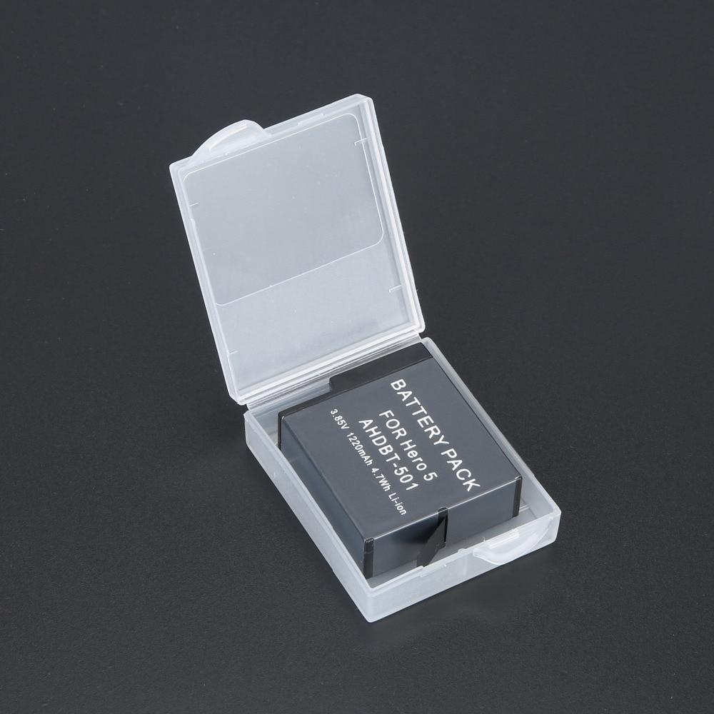 Baterias Digitais 1.55 versão 2x bateria gopro Modelo Número : Ahdbt-501