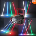 LED5W small rain light lamp 5W light beam LED lamp lighting glass ball lamp bar