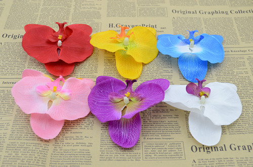 10cm orchid artificial flowers dried flowers arrangement silk flower 10cm orchid artificial flowers dried flowers arrangement silk flower diy decoration flower mightylinksfo