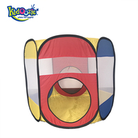 Kidoozie Play House Outdoor Toy Easy Folding Ocean Ball Pool Pit Game Tent Play Hut Girls Garden Playhouse Kids G