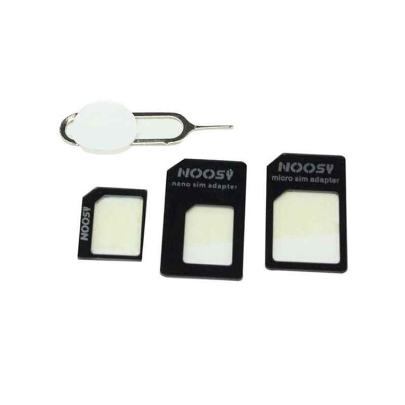 4 في 1 تحويل نانو سيم بطاقة إلى مايكرو القياسية محول آيفون لسامسونج 4G LTE USB راوتر لاسلكي 10166