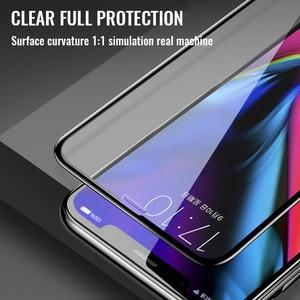 Image 5 - 10D Beschermende Glas Op De Voor Apple Iphone Xs Xr X 11 Pro Max Screen Protector Voor Iphone 6 6s 7 8 Plus 9H Gehard Tremp Film