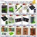 Kit de destornillador multiherramienta Star Torx Tri wing Y000 Philips juego de brocas de tornillo para iPhone 7 X Xiaomi Reparación de ordenador portátil con regalo