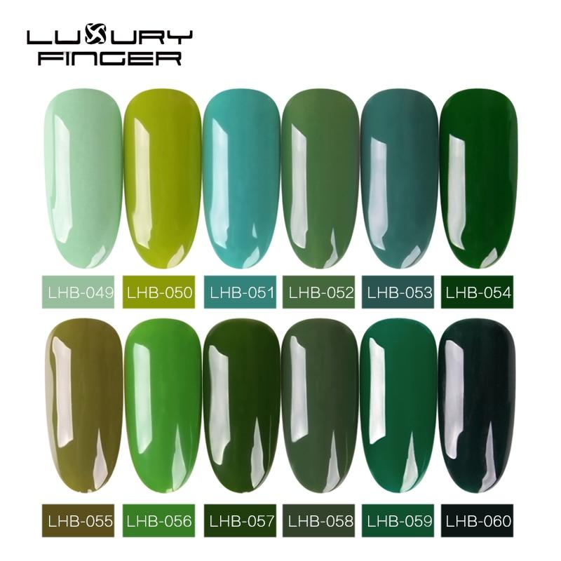Magnífico Gel Verde Esmalte De Uñas Composición - Ideas Para ...