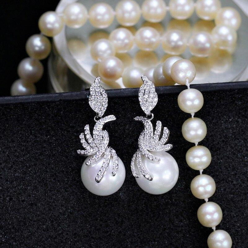 Pearl Drop Earrings3