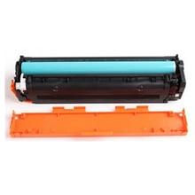 1PC For HP CB540A Compatible Toner Cartridge For HP Color Laser Jet Printer CM1312NFI CM1312MFP Printing BK 2200 Color 1800Pages